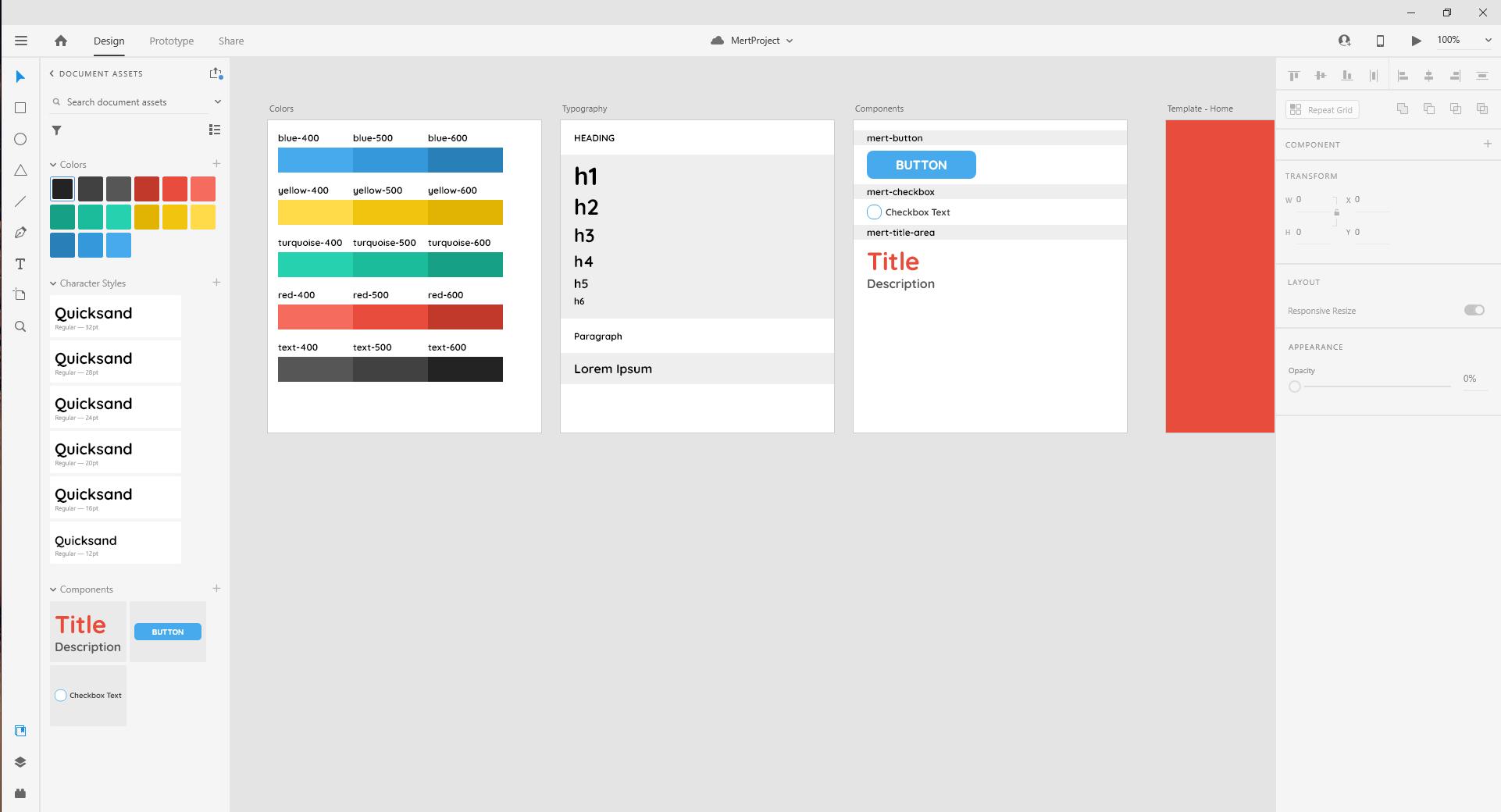 Adobe XD - VS Code Eklentisi Proje Önizleme