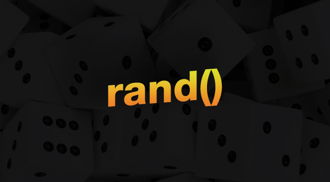 PHP rand() Fonksiyonu